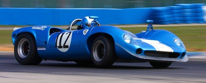 1965 Lola T70 Spyder