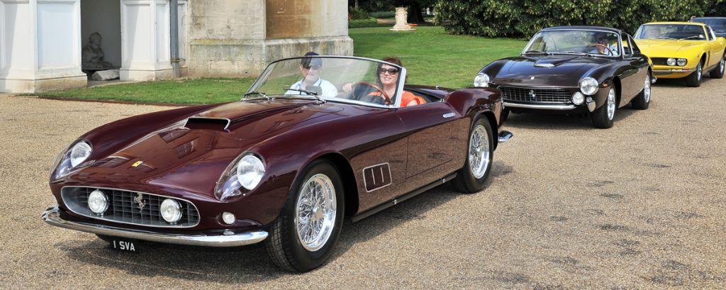 Best of Show - 1959 Ferrari 250 GT LWB California Spider