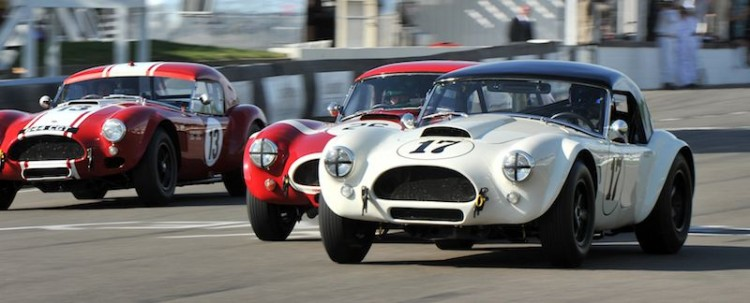 Shelby Cup Race at Goodwood Revival 2012