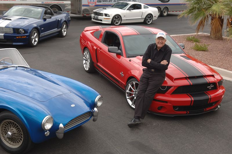 Remembering Carroll Shelby (1923-2012