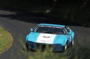 Giovanni Bottaretto's 1972 De Tomaso Pantera has race history, including Le Mans, Spa 1000KM and the Giro d'Italia in the hands of Mario Casoni.