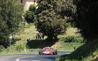 ex-Chris Amon V12 Tecno F1