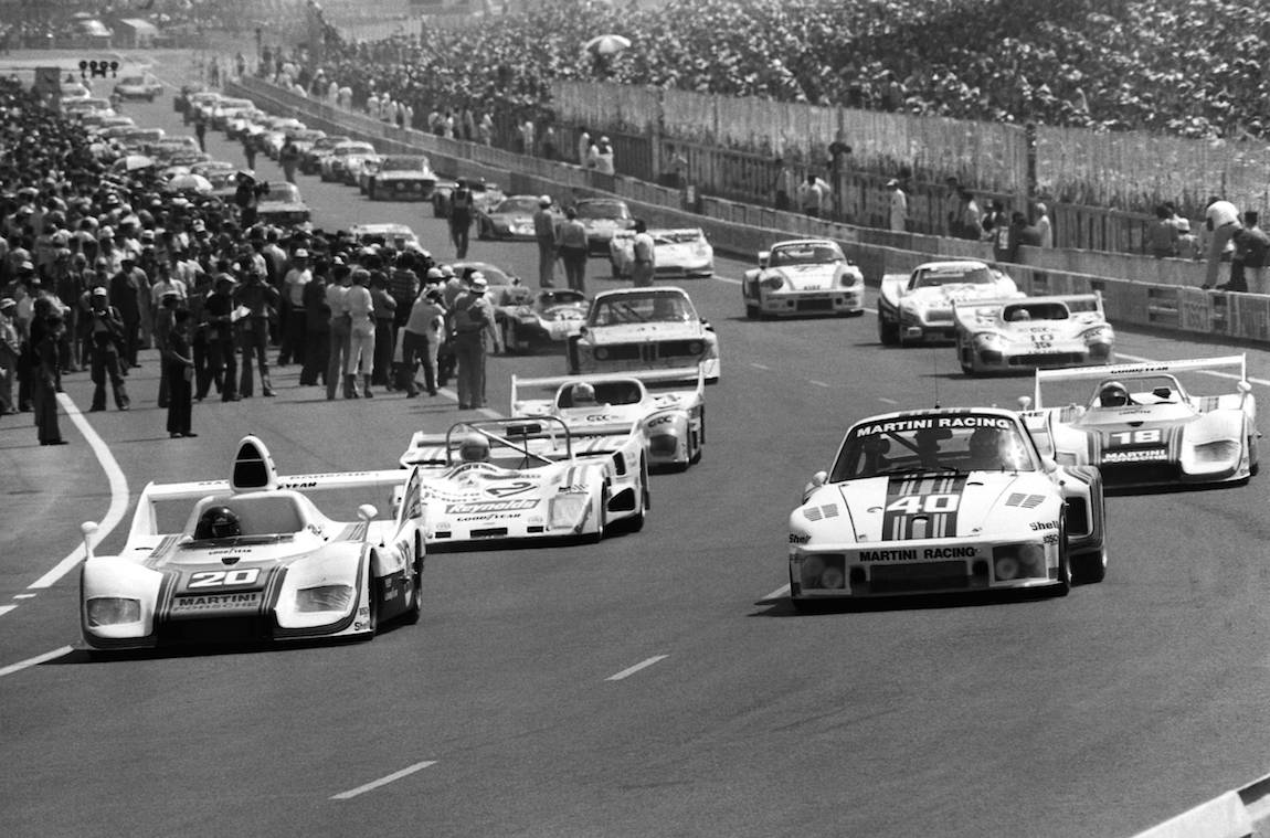 Le Mans 1976 No 20 Overall Winner Driver Jacky Ickx And Gijs Van Lennep 40 Rolf Stommelen And Manfred Schurti On Porsche Type 935 4th Place Overall Sports Car Digest