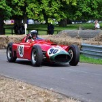 Cholmondeley Pageant of Power 2010 Information