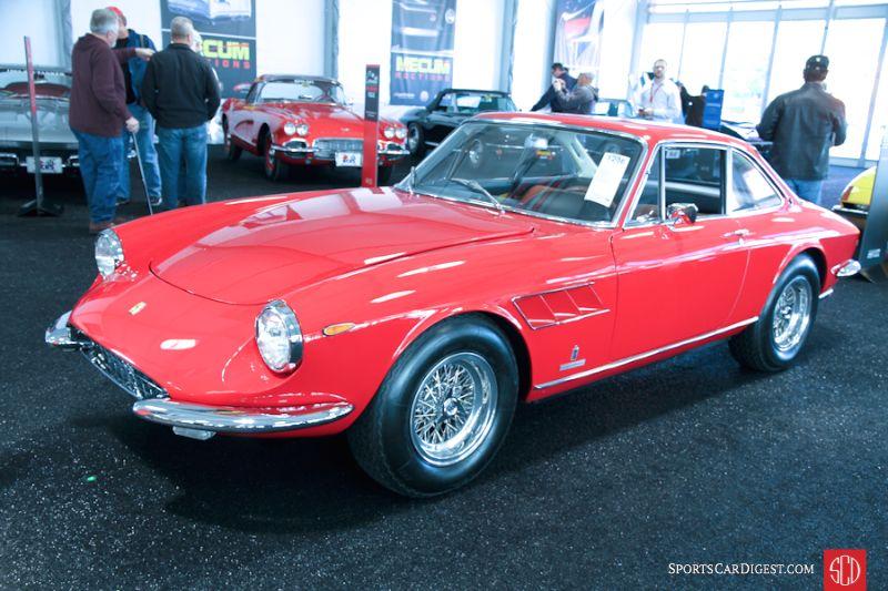 1967 Ferrari 330 GTC Coupe, Body by Pininfarina