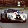 Alfa Romeo TZ2 at 1967 Monza 1000km