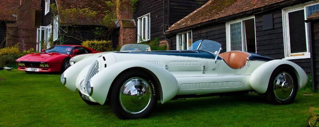 1931 Alfa Romeo 6C 1750 Aprile Spider Corsa
