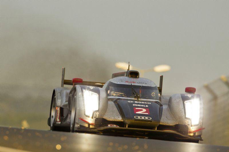 2011 Le Mans Winning Audi R18 TDI