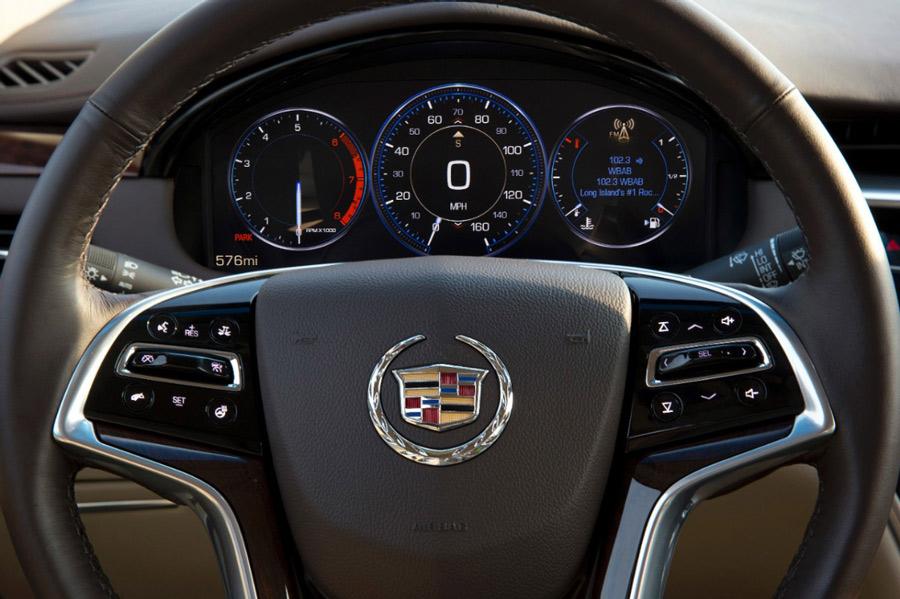 2014 Cadillac Xts Vsport Platinum Driving Report Car Review