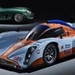 Aston Martin Celebrates 50th Anniversary of Le Mans Win