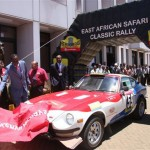 2009 East African Safari Classic Rally Information