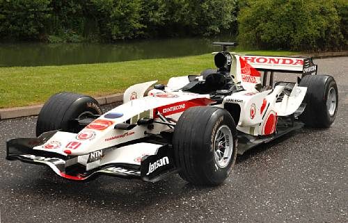 Brawn GP and Jaguar Heritage at Silverstone Sale - Bonhams