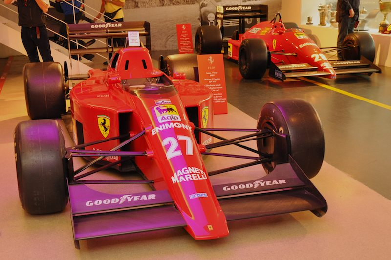 ferrari museum in maranello � photo gallery