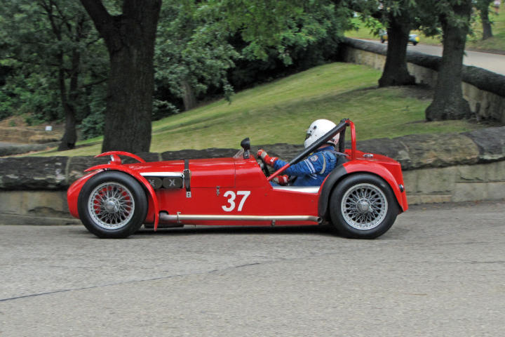 Mercedes Benz Of Wilmington >> 1959 Lotus Seven, George Vapaa, Wilmington, DE - Sports Car Digest - The Sports, Racing and ...