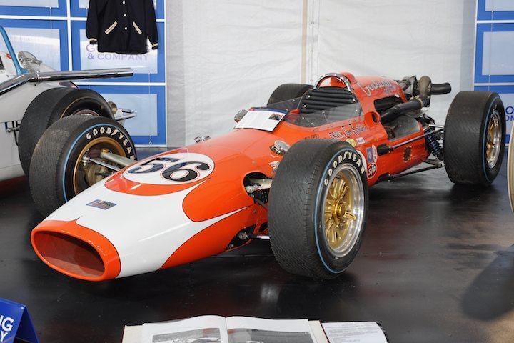 Vintage Indy Cars For Sale 80
