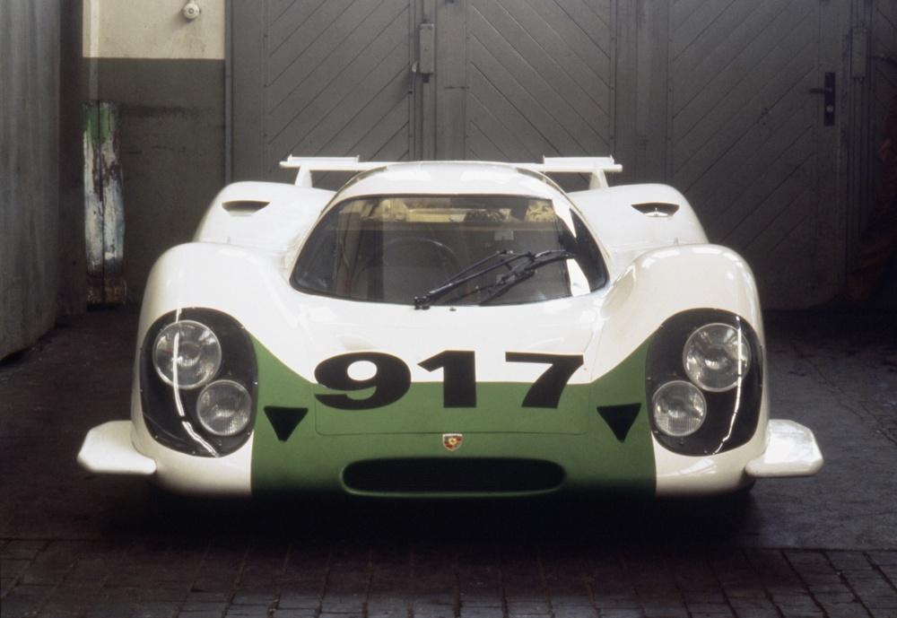Porsche 917 Turns 40 Porsche 917 Photo Gallery