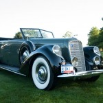 Featured Classes at 2014 Concours of America