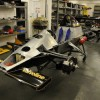 Chassis T79/2 undergoing restoration at Classic Team Lotus