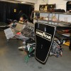 Another image of chassis T79/2 at the Classic Team Lotus facility