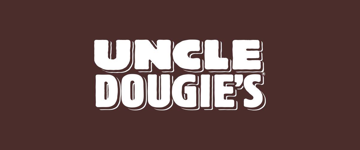 Uncle Dougie's Logo Asset wide