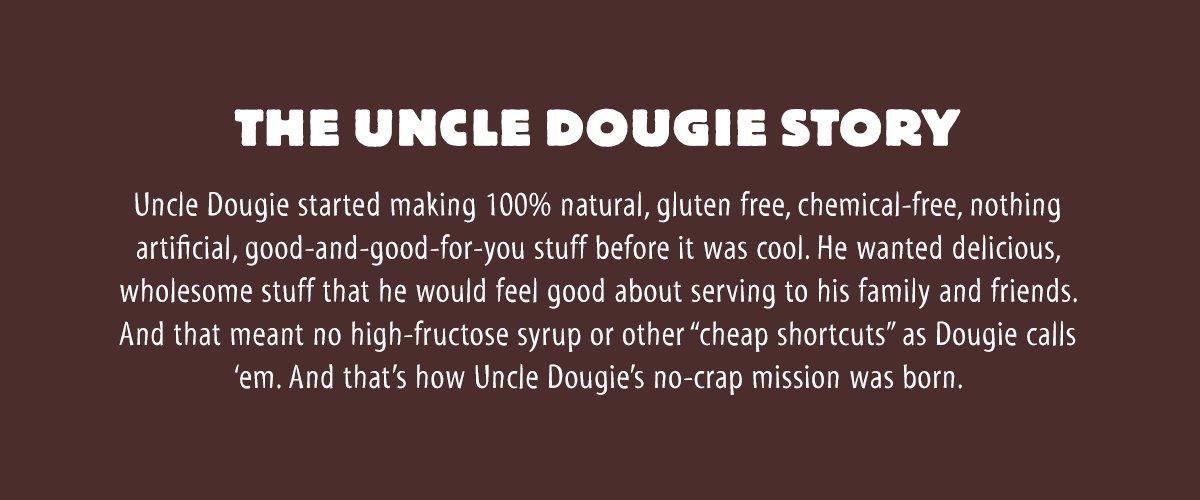 Uncle Dougie's - Text