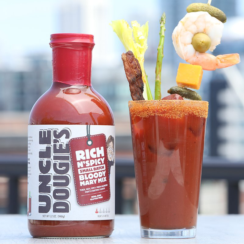 Uncle Dougie's bloody mary mix 2