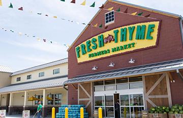 Fresh Thyme news image