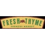 Fresh Thyme Logo PNG