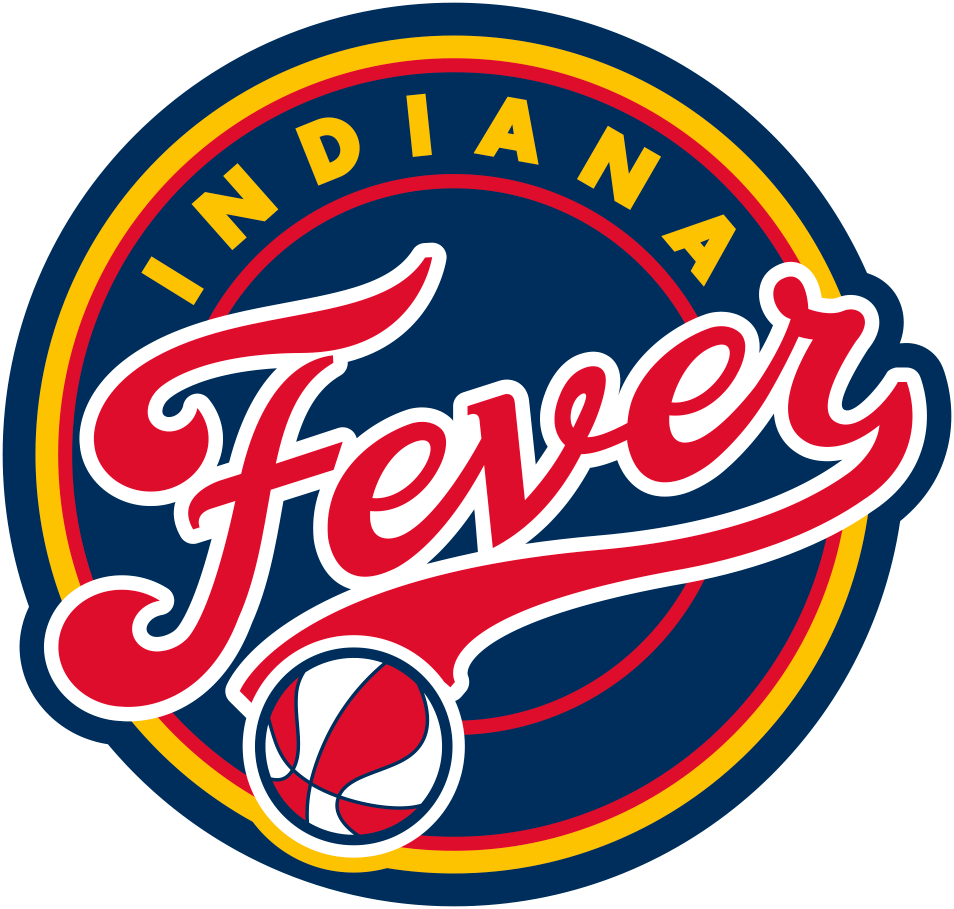 Indiana Fever- high res PNG