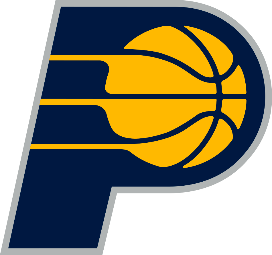 Indiana Pacers - high res PNG