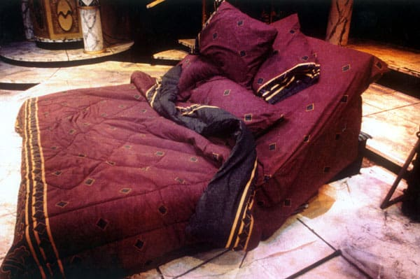 The Craftmatic Bed, This was pneumatically controlled, and was able to fold and bend into several positions by remote control.