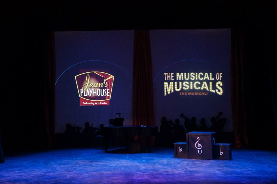 Musical of Musicals at Jean's Playhouse