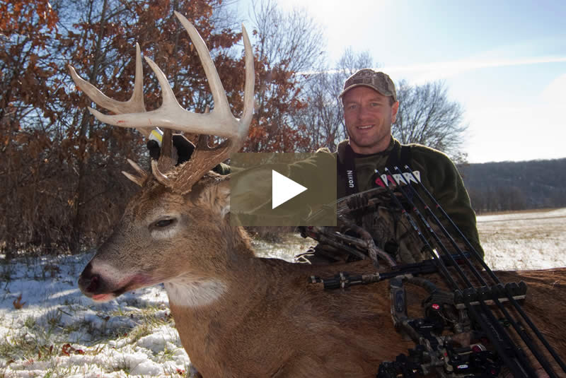 Bill Winke of Midwest Whitetails