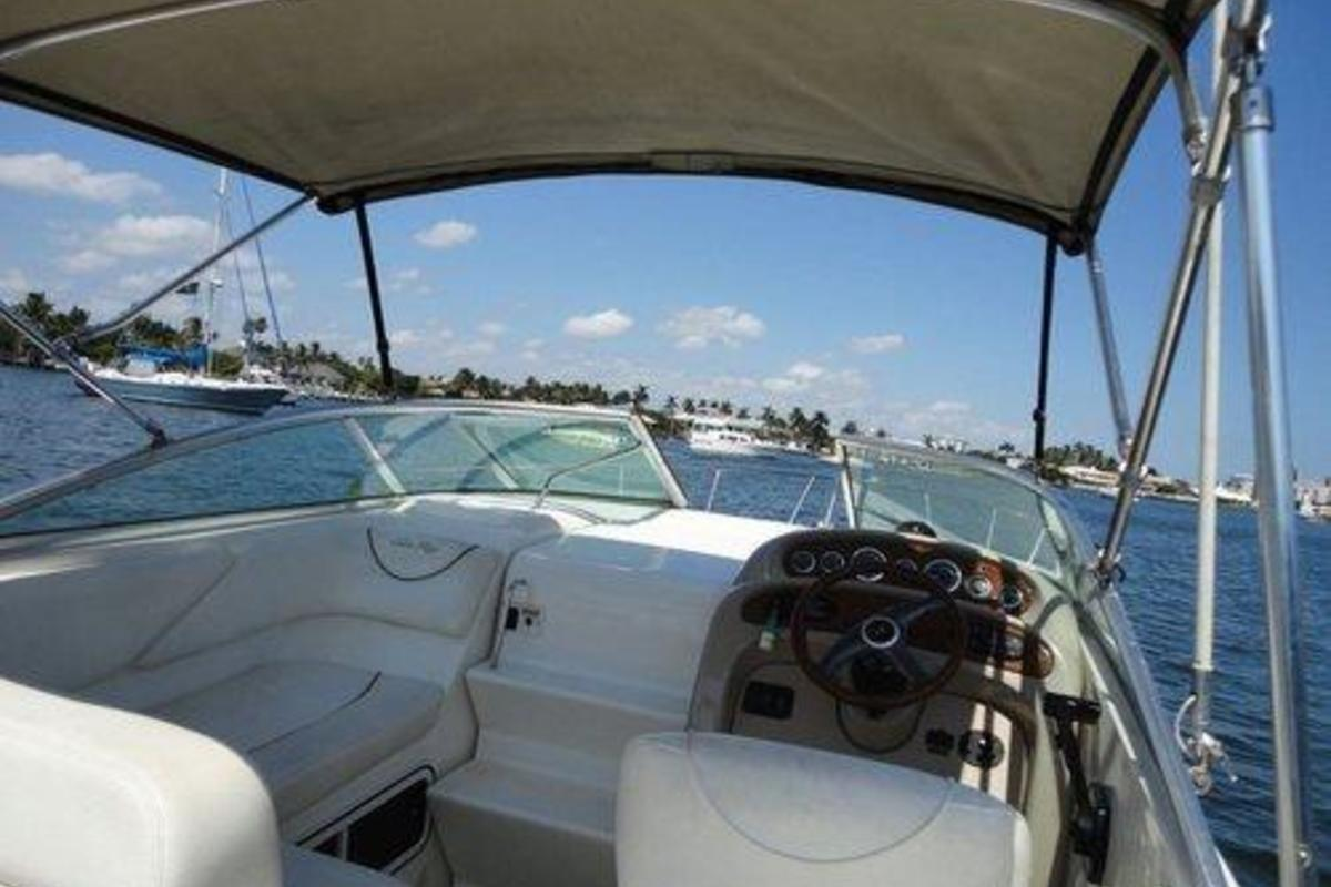 1999 Sea Ray 260 Sundancer, 5