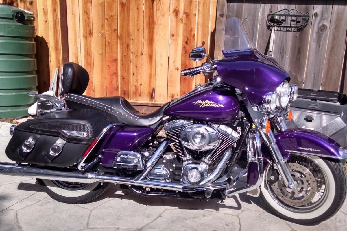 2008 Harley Davidson Road King Classic, 0