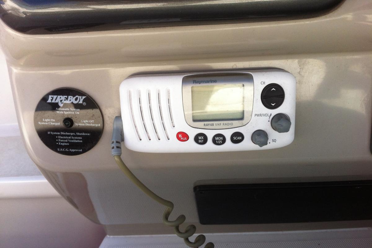 2005 Monterey 250CR, 29