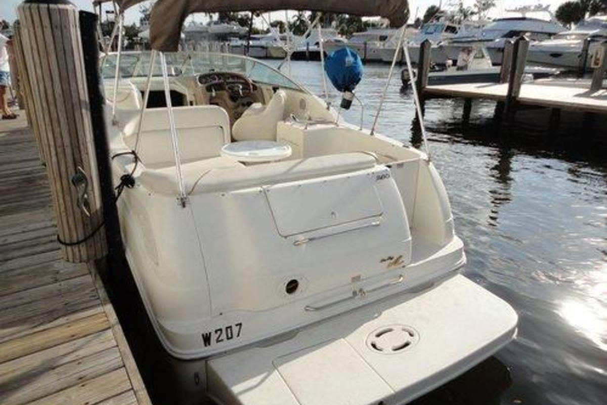 1999 Sea Ray 260 Sundancer, 3