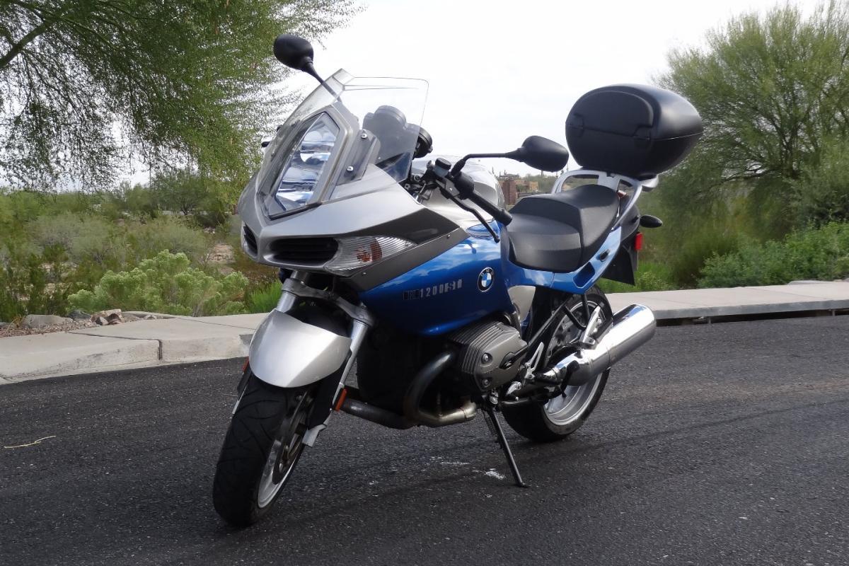 2006 BMW R1200 ST, 1