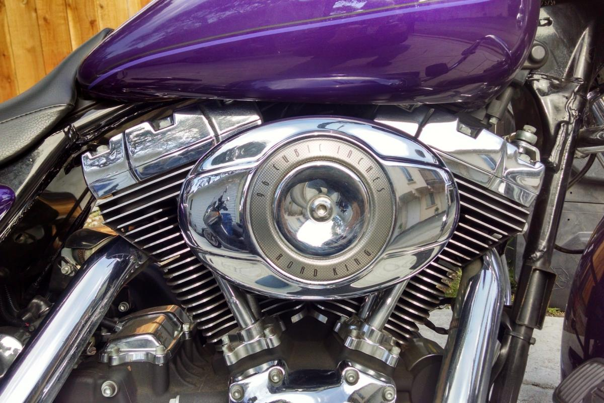 2008 Harley Davidson Road King Classic, 1