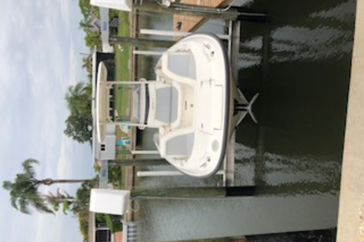 2016 Boston Whaler Dauntless, 21