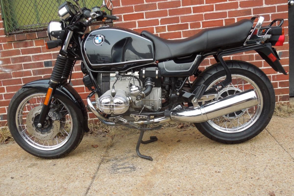 1994 BMW r100R, 0