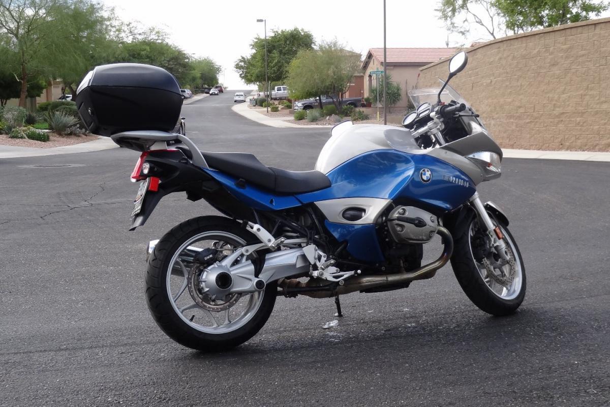 2006 BMW R1200 ST, 3