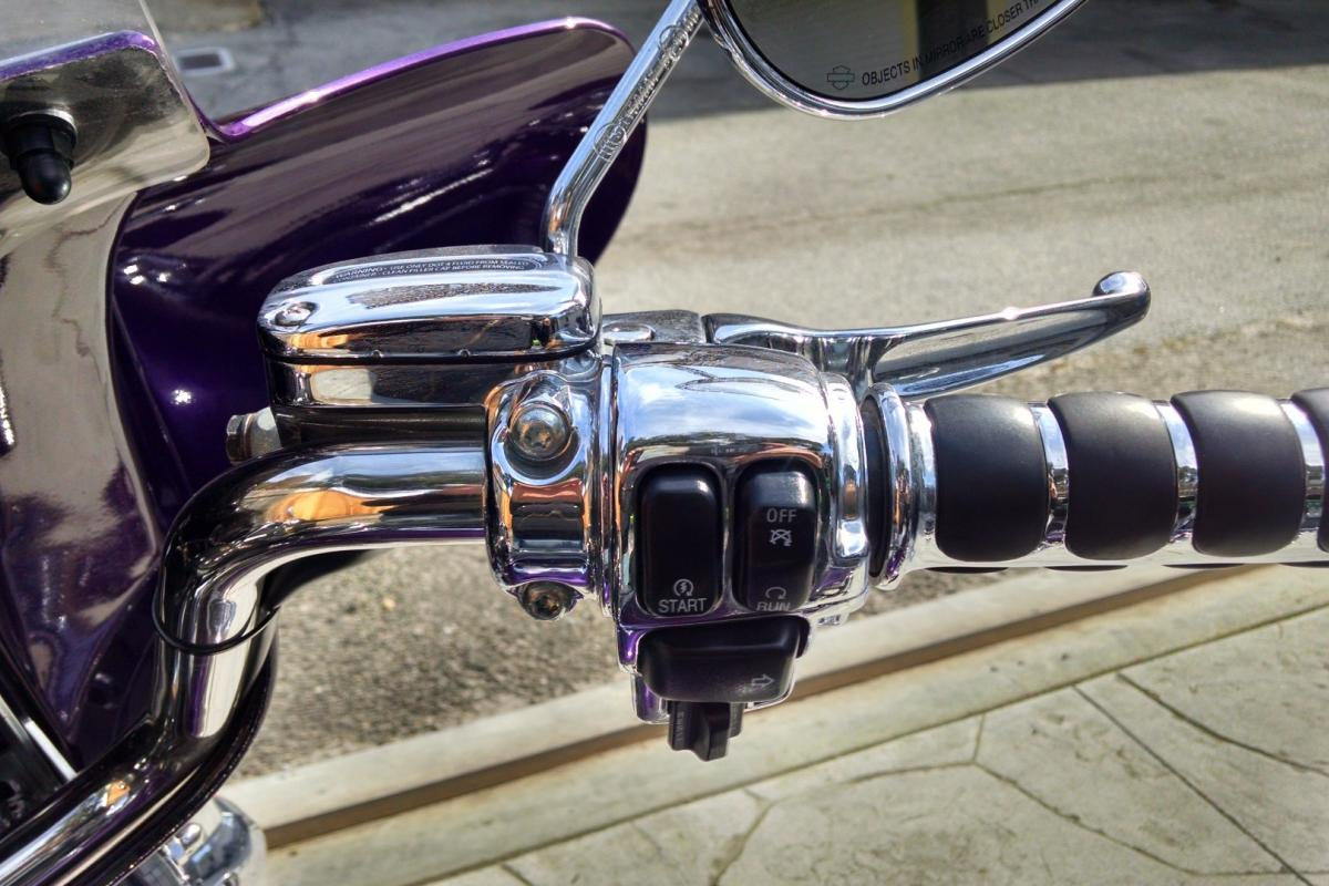 2008 Harley Davidson Road King Classic, 2