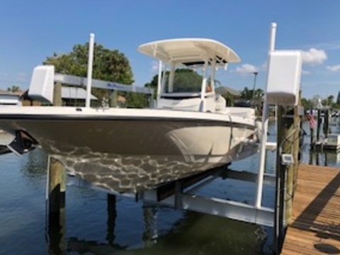 2016 Boston Whaler Dauntless