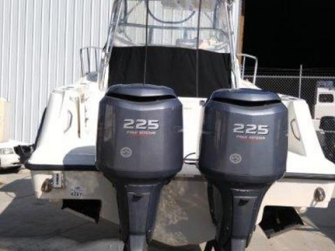 2003 Hydra-Sports 2800 Vector W/A
