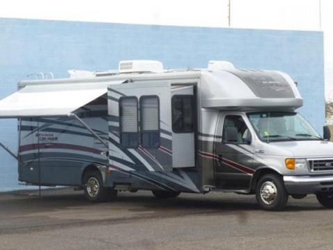 2007 Gulf Stream B Touring Cruiser