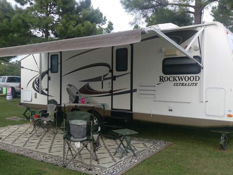 2011 Rockwood Ultra Lite Series M-2608SS