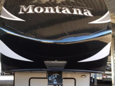 2015 keystone Montana High Country 293RK