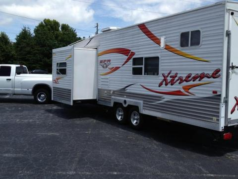 2008 RPM EXTREME TOY HAULER 26FBSO