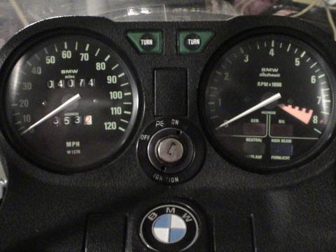 1979 BMW R65